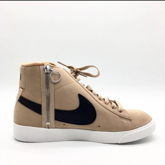 new arrival 499a8 d2298 New Nike Blazer Rebel in Bio Beige